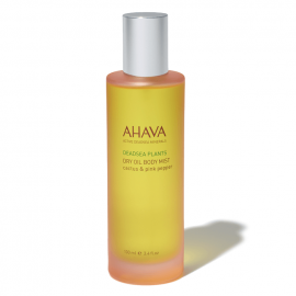 Ahava Dry Oil Body Mist – Cactus & Pink Pepper 100ml