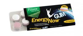 Power Health ENERGY NOW GUM 10s