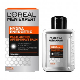 L Oreal Paris Men Expert Hydra Energetic Multi-Action After Shave Balm 100ml