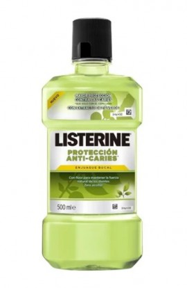 Listerine Cavity Protection με Πράσινο Τσάι 500ml
