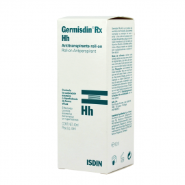 Isdin Germisdin Rx Hh Antitranspirante Roll-On 40ml