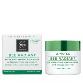 Apivita Bee Radiant Ελαφριά Υφή 50ml