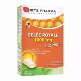 FORTE PHARMA Gelee Royale 1000mg 20tabs