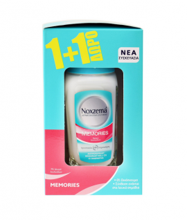 Noxzema Roll-On Memories 50ml 1+1 ΔΩΡΟ